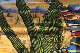 Ajo Arizona Mural Photos – GP Nabhan
